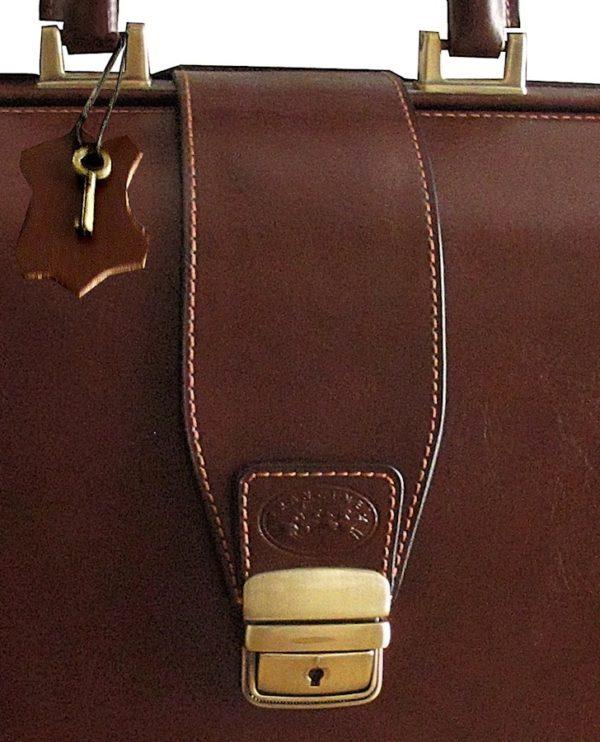 Malette en cuir Francinel 63040-02