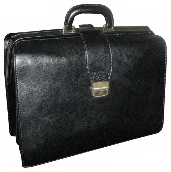 Cartable en cuir,malette