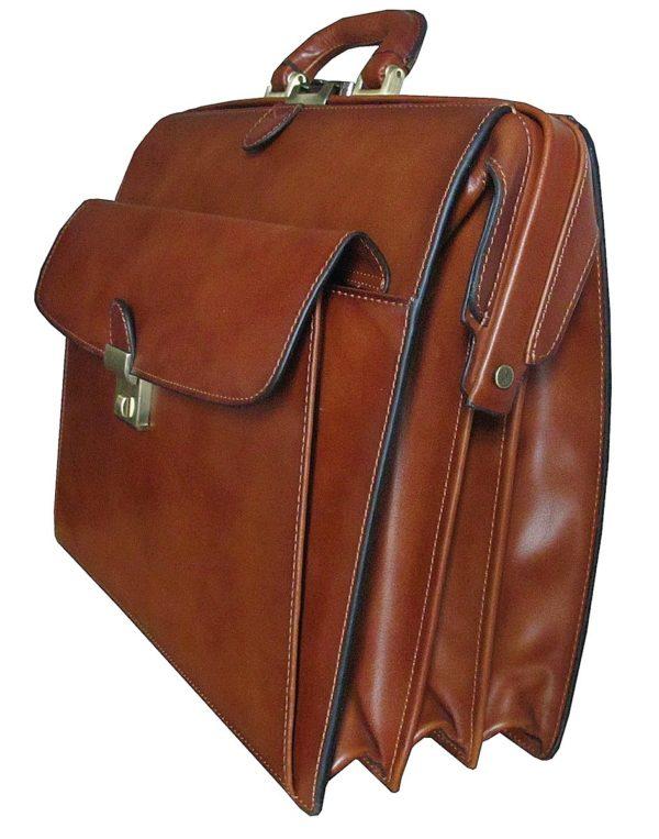 serviette ,malette en cuir Katana 63040