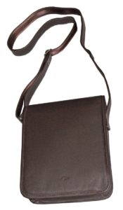 Pochette bandoulière en cuir Katana 69103