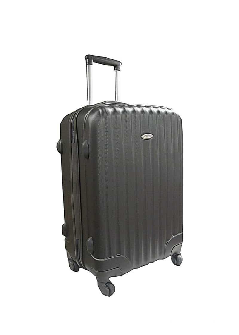 valise rigide 60 cm pas cher noir snowball avenuedusac