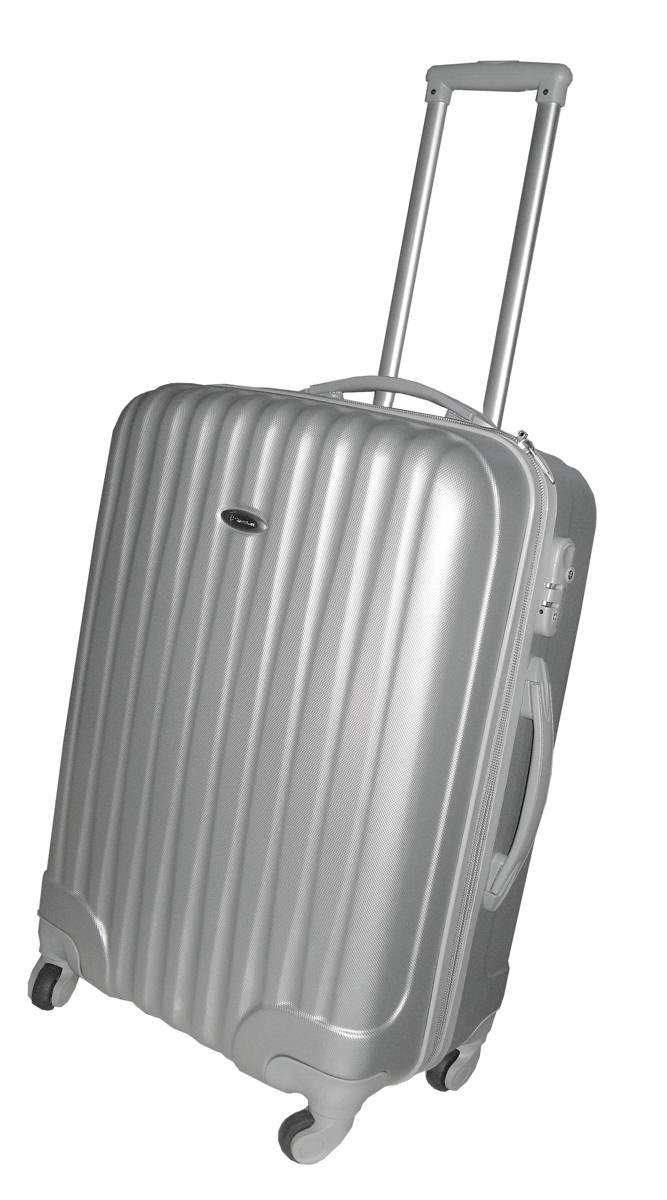 Valise rigide taille moyenne 60cm 4 roues ultra légère Snowball 82503