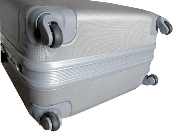 Valise rigide 60cm à 4 roues légère 87004