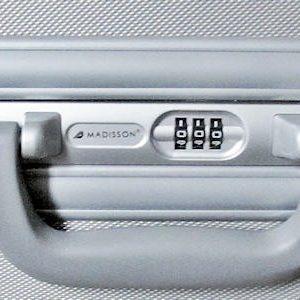 Valise rigide 75 cm Madisson à 4 roues