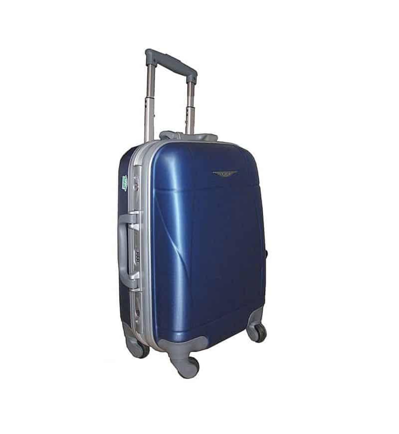 valise cabine rigide noir madisson