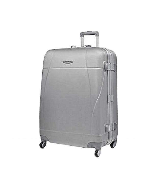 valise 75 cm pas cher madisson gris 87004