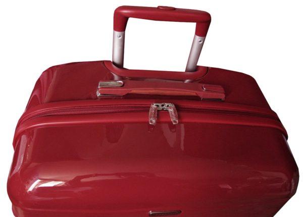 Valise cabine rigide à roulettes
