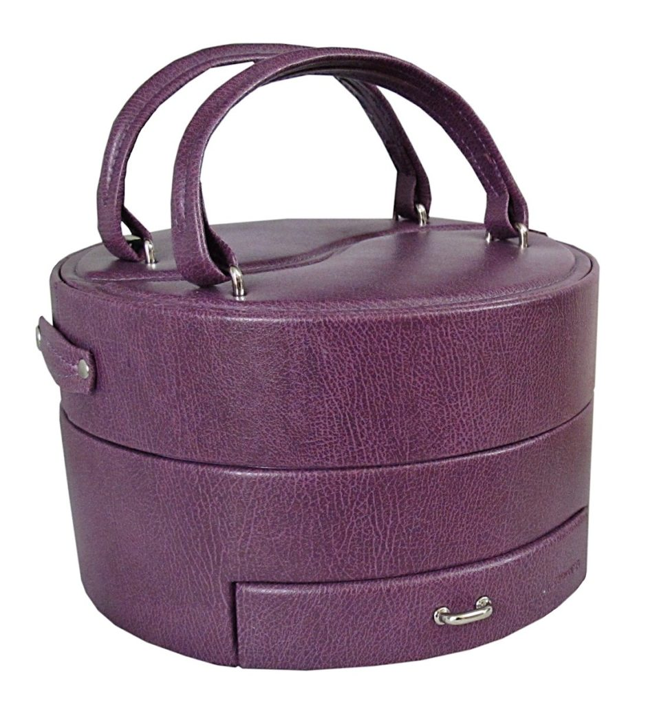 Coffret bijoux violet Davidt's