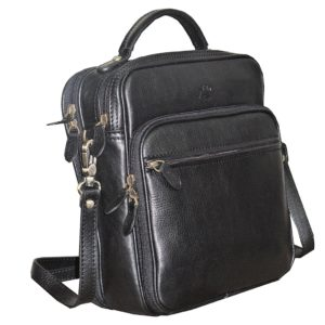 sac homme en cuir Katana 31027