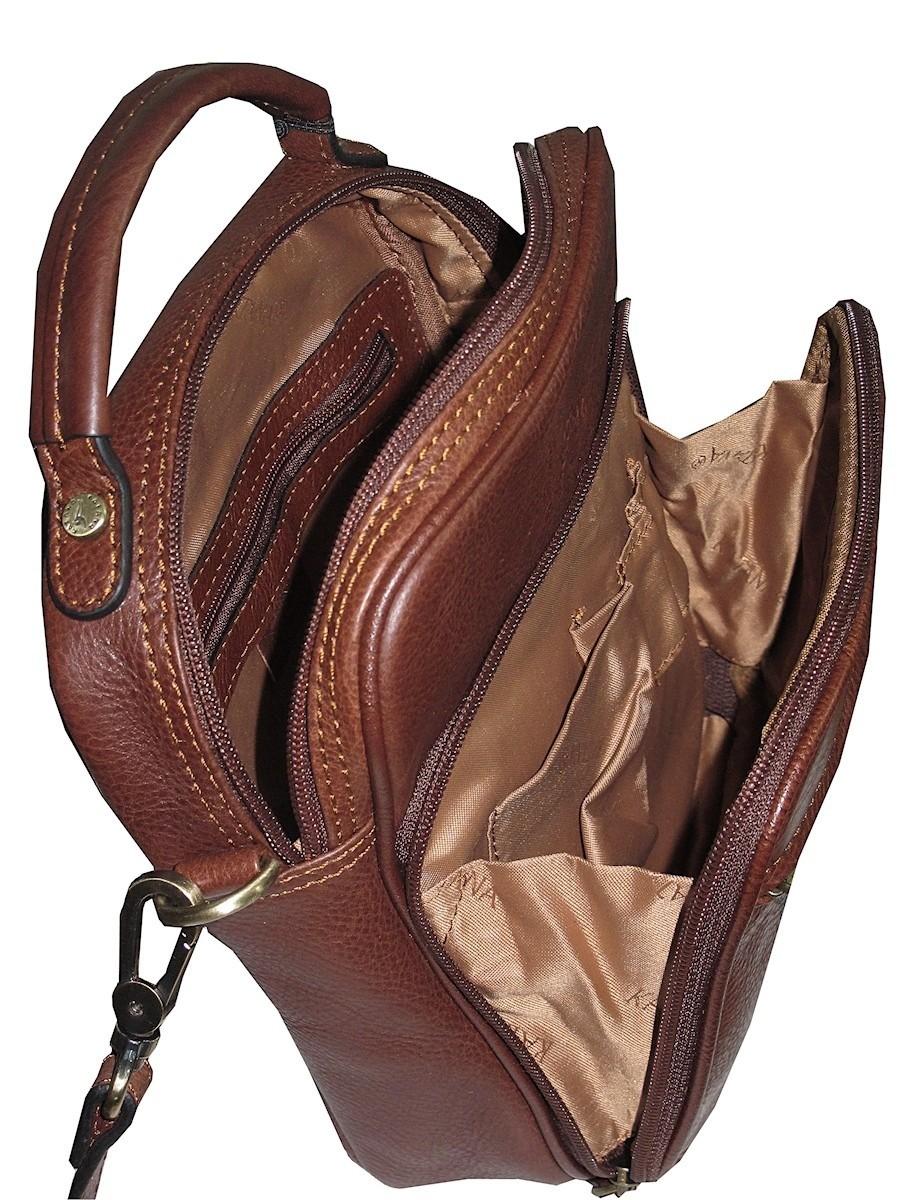 sacoche en cuir pour homme 31026