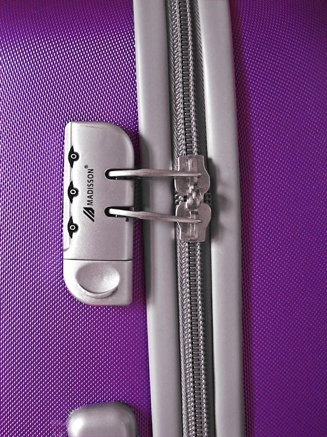 Set de 3 valises de voyage rigides