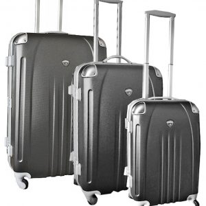 Ensemble de 3 valises rigides 101103