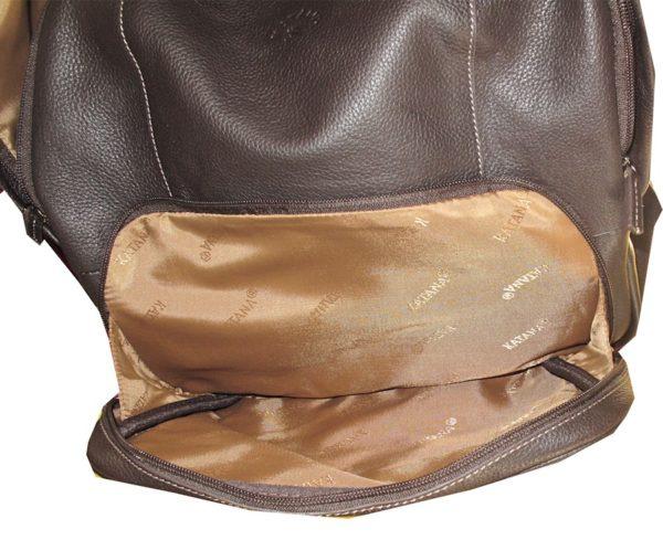 sac à dos en cuir