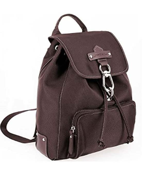 sac à dos pour femme katana marron
