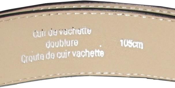 Ceinture en cuir C0023