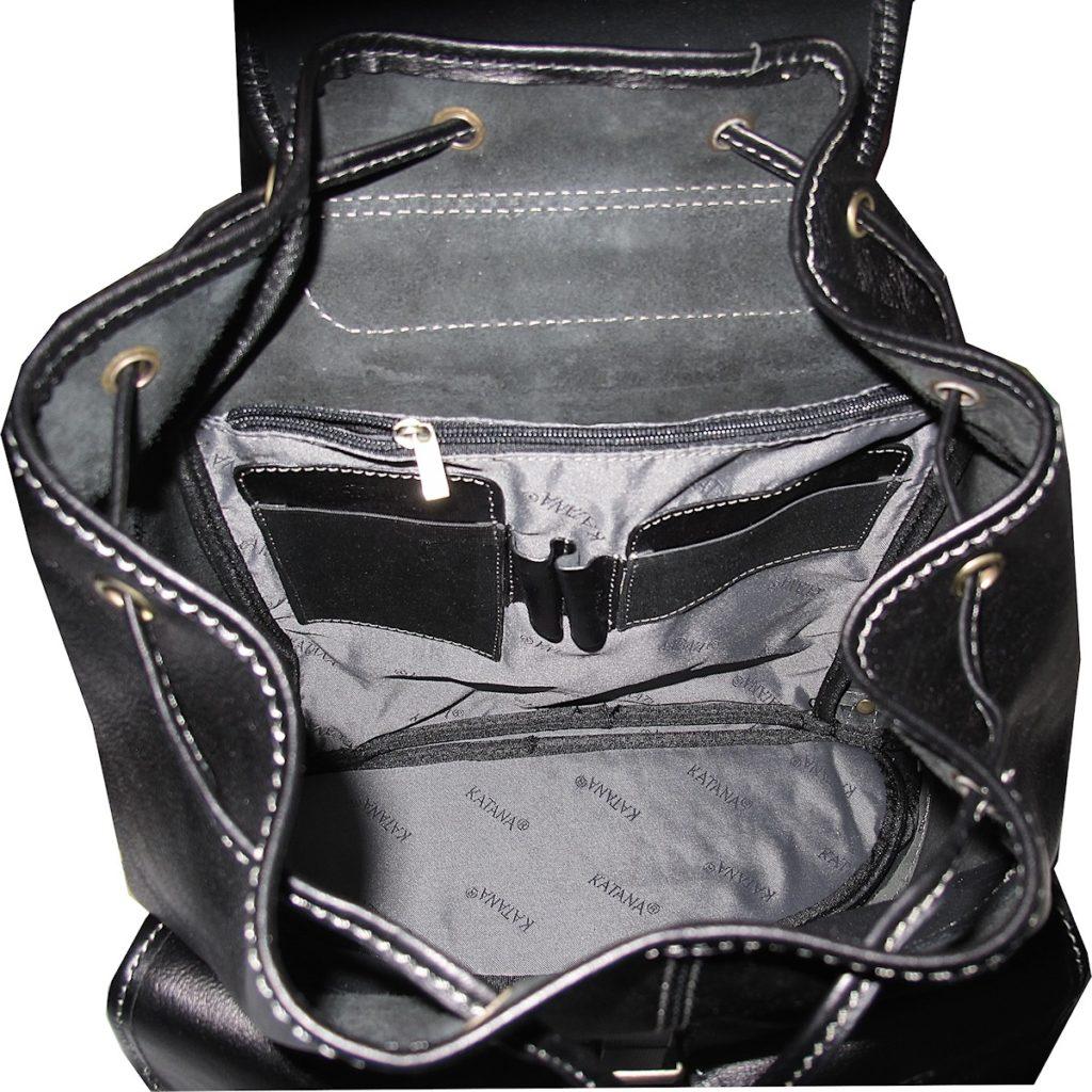 sac à dos en cuir femme