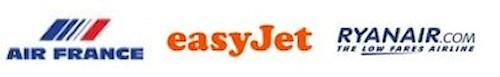 Valises cabines Easy Jet – Ryanair – Air France et autres