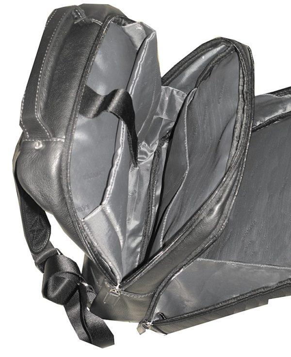 sac à dos en cuir pc