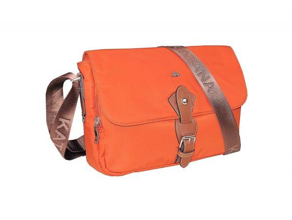 sac-bandouliere-femme-Orange-KATANA