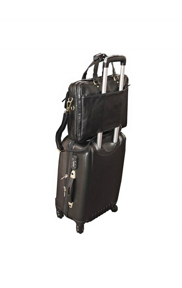 Serviette-en-cuir-de-vachette-gras-36123-sur valise