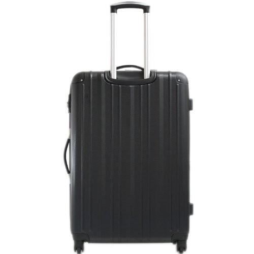 Valise rigide 70 cm légère à 4 roues