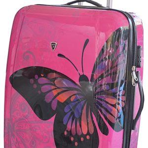 valise 70 cm à 4 roues ultra légère