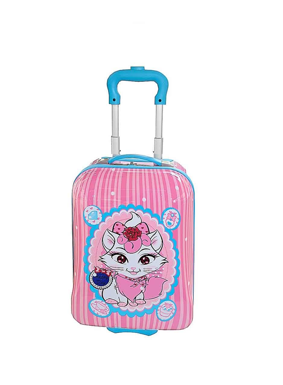 MADISSON Valise cabine 45 cm Valise enfants Vert Enfant valise gar/çon