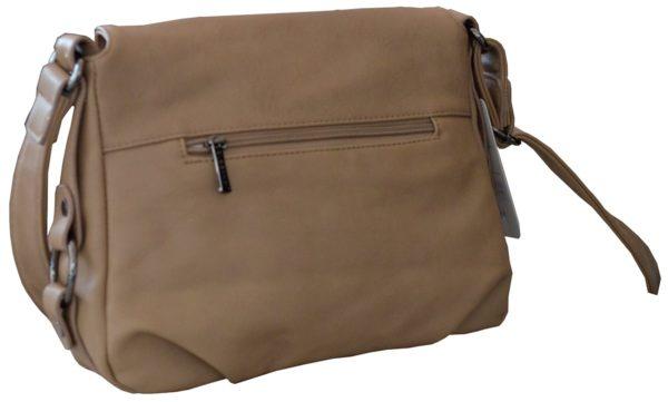 sac femme porté travers taupe