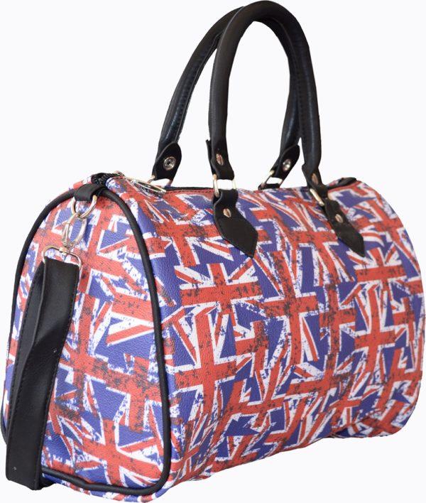 sac bowling drapeau anglais