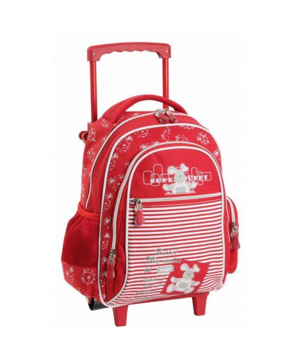 sac à dos roulettes enfant maternelle