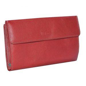 Portefeuille et porte chéquier cuir