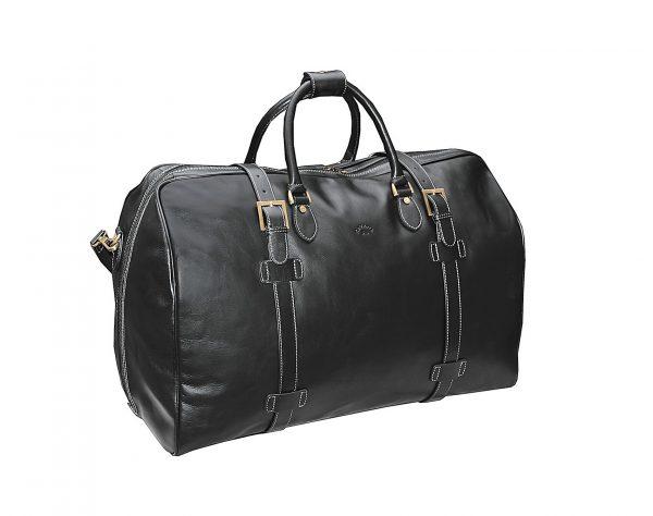 sac de voyage en cuir 60 cm pas cher katana noir avenuedusac a