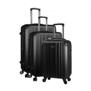 Lot de 3 valises rigides en Polycarbonate et Abs