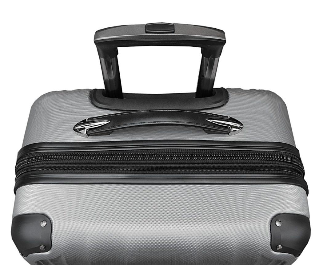 Lot de 3 valises rigides en polycarbonate
