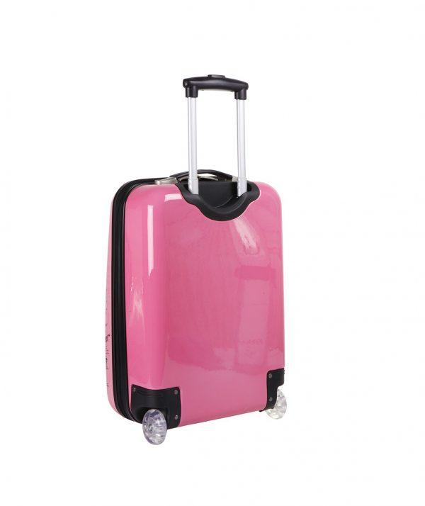 valise rose pour fille pas cher madisson Paris