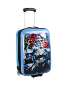 valise enfant pas cher madisson robot bleu