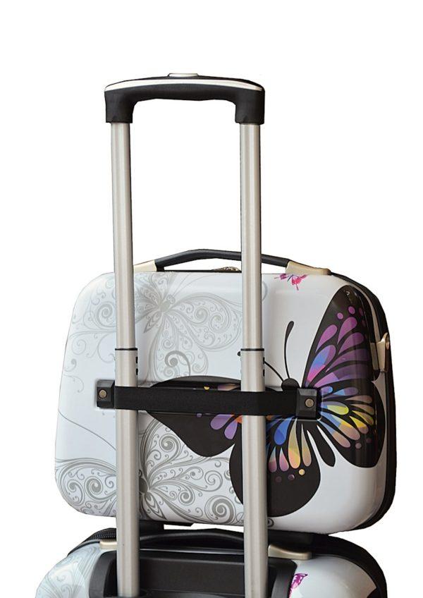 Valise Cabine avec Vanity pour enfant-Idée cadeau Noel.