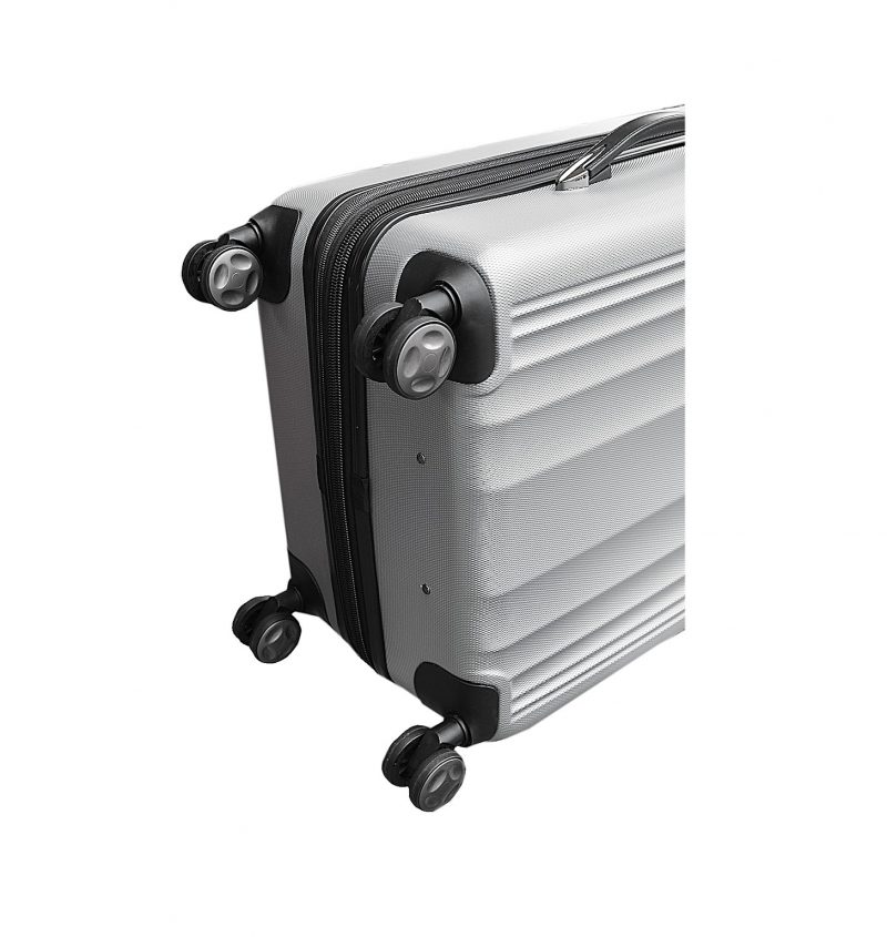vente de valise rigide 75 cm snowball 51303s gris