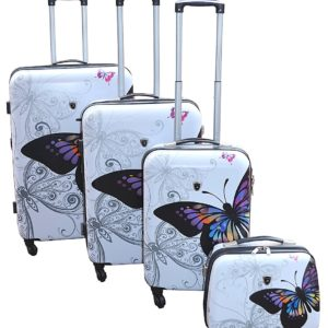 Set de 3 Valises et vanity Madisson