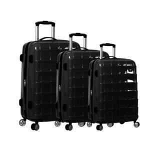Lot de 3 valises rigides Icaria