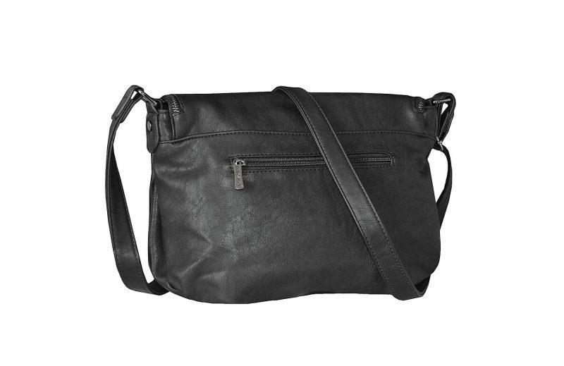 sac à main bandoulière noir pas cher Eleganci AA