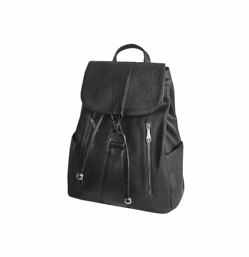 sac à dos femme noir