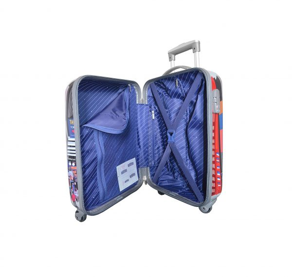 valise 55 cm pas cher snowball time square