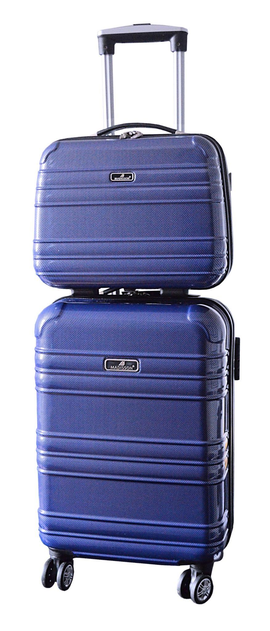vente chaude en ligne 80816 e825b Ensemble valise cabine et son vanity case Madisson