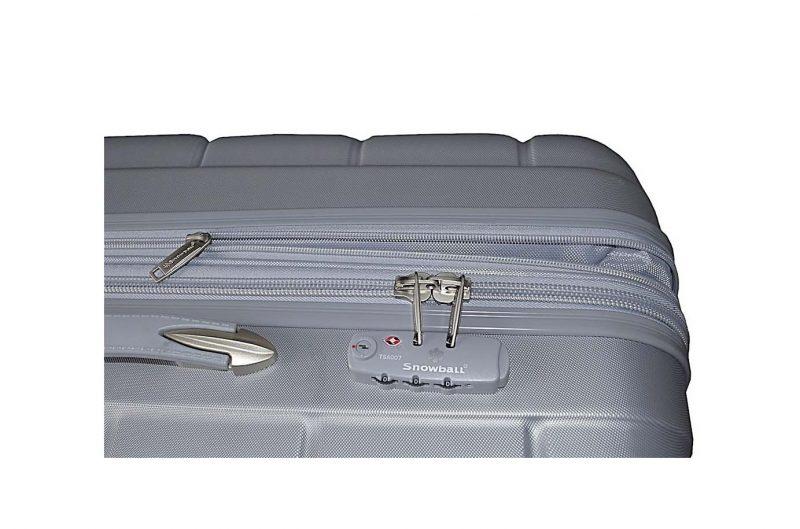 valise rigide 75 cm pas cher snowball 61303 TSA