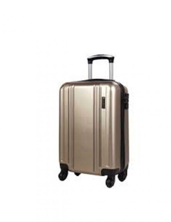 valise cabine 55 cm pas cher Madisson 77003 marron