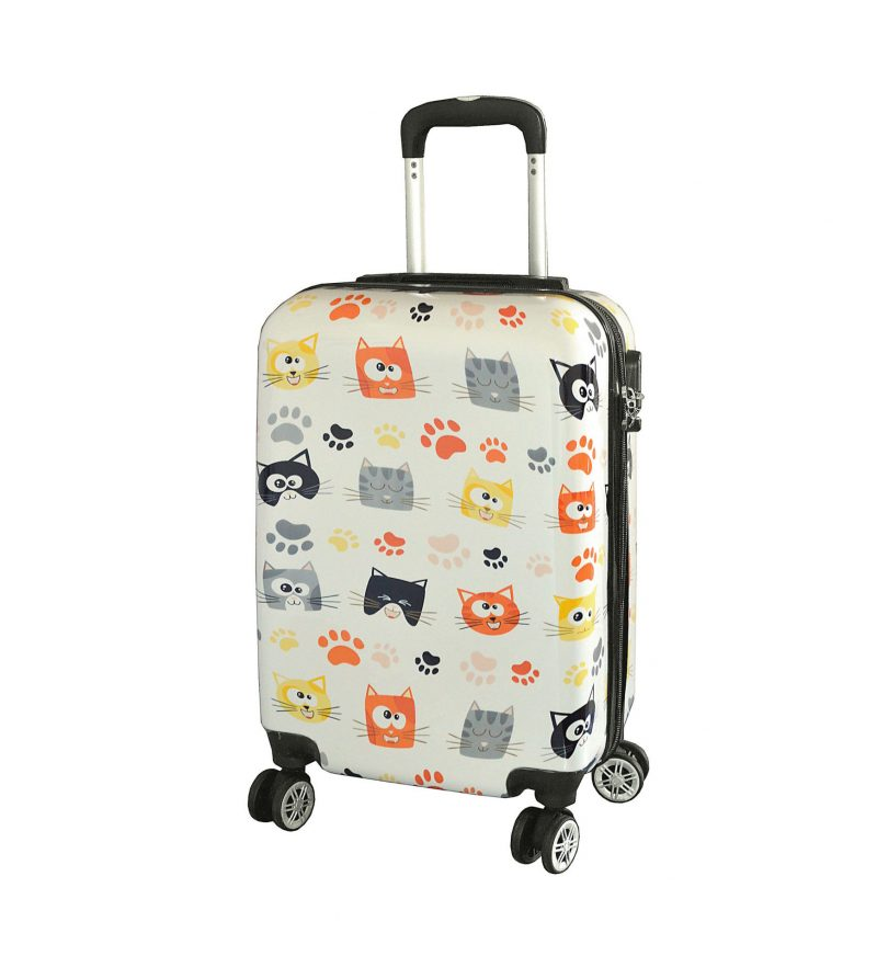 valise cabine rigide 55 cm pas cher madisson
