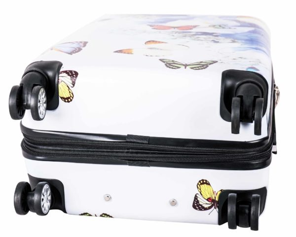 valise cabine 4 double roues pas cher Madisson