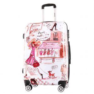 """Valise cabine Enfant """"Paris Mode"""""""