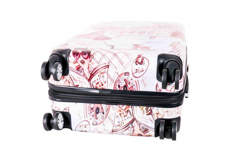 valise cabine rigide pour fille Paris